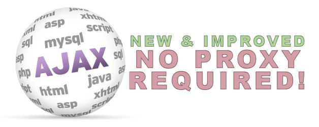 AJAX Evolved: No Proxy Required!