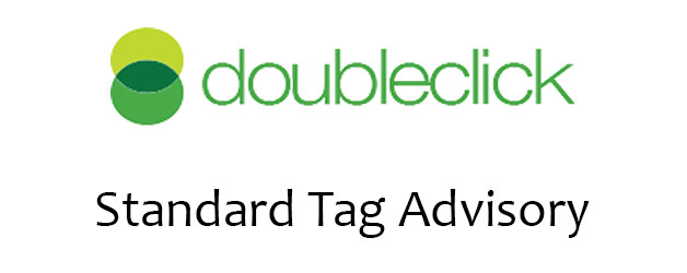 DoubleClick Standard Tags Advisory
