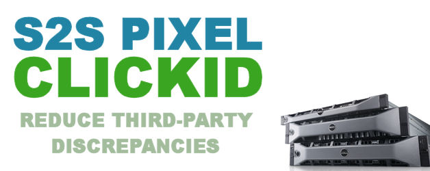 S2S Pixel with ClickID